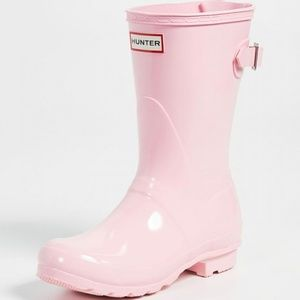 Hunter Adjustable Candy Floss Boots 9M New!